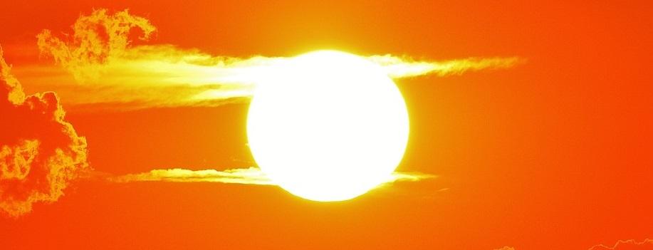 Sonne - Im Juli