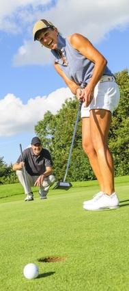 Schütze Sport - Golfen
